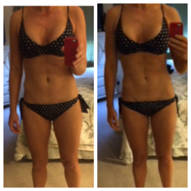 Kori's Shred results